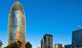 barcelona Spain Zdjęcia Stock