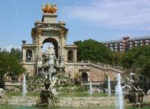 Barcelona, Spain Fotografia de Stock Royalty Free