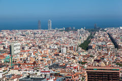 Barcelona Spain Stock Images