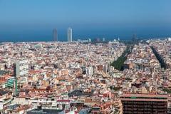 Barcelona Spain Stock Images