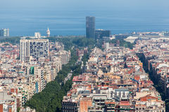 Barcelona Spain Stock Image