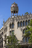Barcelona - Spain Stock Photography
