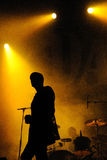Cold Cave band performs at Barcelona Stock Photos