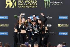 WRX Catalunya 2019 stock image