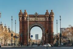 Barcelona, Spain Stock Image