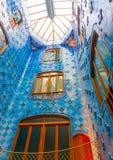 In Barcelona in Spain Royalty Free Stock Image