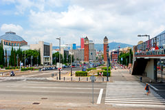 Barcelona,Spain Royalty Free Stock Images