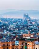 Barcelona Spain Royalty Free Stock Photo