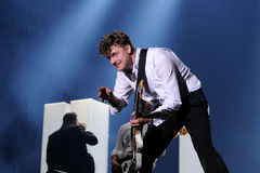 The Hives band Stock Images
