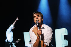 The Hives band Royalty Free Stock Photo