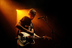 The Pains of Being Pure at Heart band performs at Apolo Stock Images