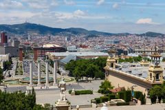 Barcelona Royalty Free Stock Photos