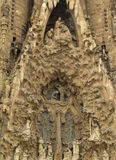 Barcelona, Spain. La Sagrada Familia Royalty Free Stock Photography