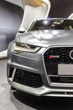 BARCELONA, SPAIN - MAY 2015: Audi RS6 Royalty Free Stock Photos