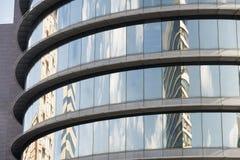 Barcelona & x28; Spain& x29;: modern byggnad Royaltyfri Bild