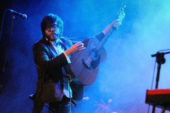 Will Sheff, singer of Okkervil River Royalty Free Stock Images