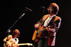 Will Sheff, singer of Okkervil River Stock Images