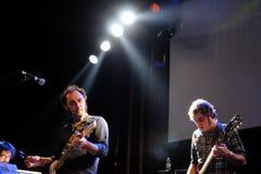 Grupo de Expertos Solynieve band performs at Apolo Royalty Free Stock Image