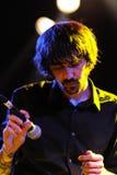 Lori Meyers band performs at Apolo Royalty Free Stock Photos