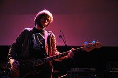 Los Planetas band performs at Apolo Stock Photo