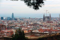 Barcelona, Spain Royalty Free Stock Photo