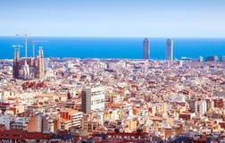 Barcelona, Spain Stock Images