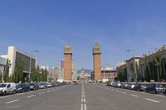 Barcelona Royalty Free Stock Photo