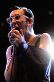Micah P. Hinson band performs Trompe le Monde record by Pixies at Apolo Stock Image