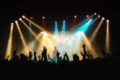Millencolin performs at Barcelona Stock Images