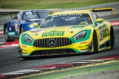 BLANCPAIN GT SERIES Royalty Free Stock Photography