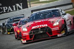 BLANCPAIN GT SERIES Royalty Free Stock Photos