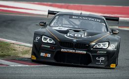 BLANCPAIN GT SERIES Royalty Free Stock Photo