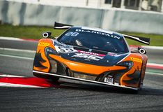 BLANCPAIN GT SERIES Stock Photography