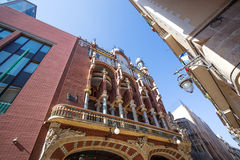 Barcelona. Spain. Royalty Free Stock Image
