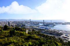 Barcelona Spain Stock Photography