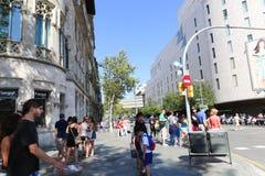 Barcelona ,Span Royalty Free Stock Photo
