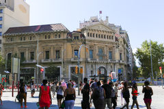 Barcelona ,Span Royalty Free Stock Image