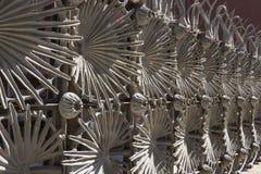 Barcelona - Spanien Fotografering för Bildbyråer