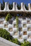 Barcelona - Spanien Royaltyfri Fotografi