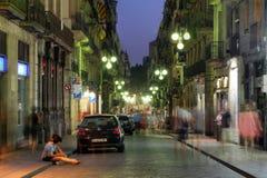 Barcelona, Spanien Lizenzfreie Stockfotos