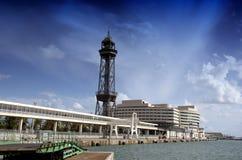 Barcelona Spanien Royaltyfri Bild