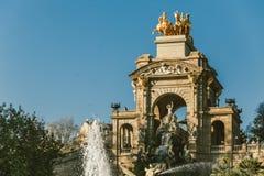 Barcelona, Spanien Stockbild