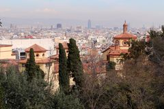 Barcelona, Spanien Stockfoto