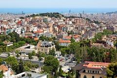 Barcelona, Spanien, Europa Stockbild