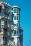 BARCELONA, SPANIEN - 12. FEBRUAR 2014: Ein schönes verziertes buil Stockfoto