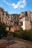 Barcelona, Spanien, Kloster von Montserrat Stockfoto
