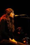 Band Maria Rodes u. Refree Lizenzfreies Stockfoto
