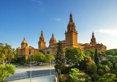 Barcelona. Spanje. Stock Foto