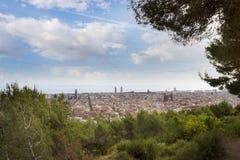 Barcelona, Spanje Royalty-vrije Stock Foto
