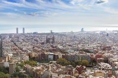 Barcelona, Spanje Royalty-vrije Stock Foto's